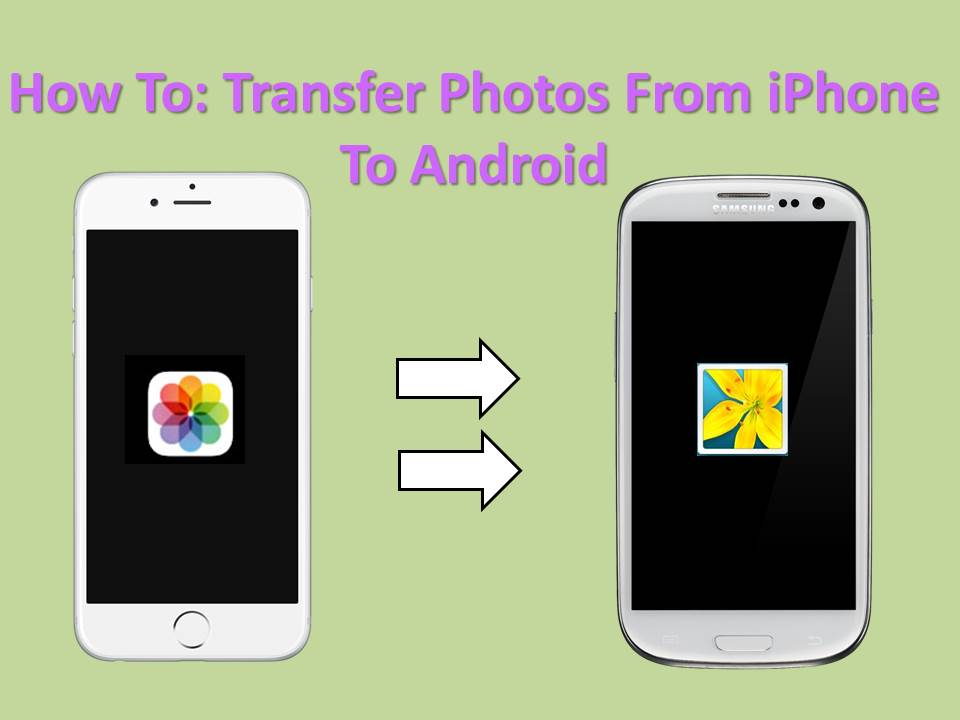 transfer one iphone to another how to transfer photos from iphone to android 18093